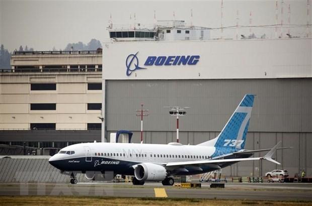 Trung Quốc tiếp tục cấm bay đối với máy bay Boeing 737 MAX