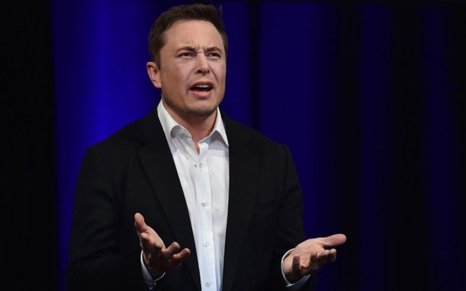 Tài sản của tỷ phú Elon Musk cộng thêm đáng kể nhờ cổ phiếu Tesla tăng giá. (Ảnh: Bloomberg).