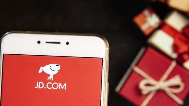 Công ty thương mại điện tử JD.com Inc của Trung Quốc. (Nguồn: forbes.com).