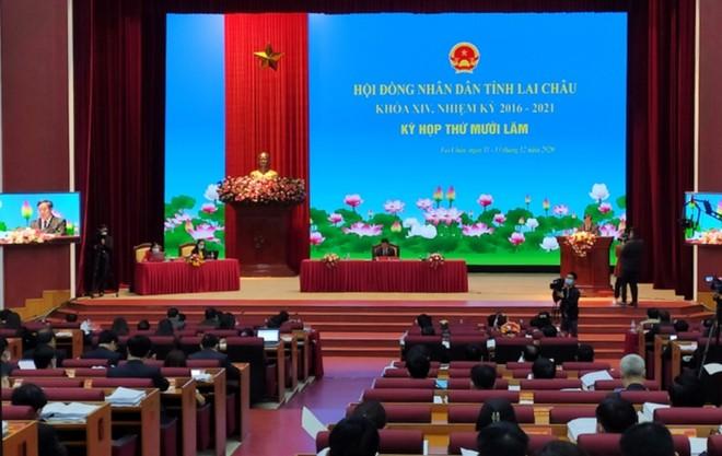 HĐND tỉnh Lai Châu thông qua 14 nghị quyết quan trọng về kinh tế - xã hội, phấn đấu tạo đà đến năm 2030 trở thành tỉnh phát triển khá trong khu vực miền núi phía Bắc.