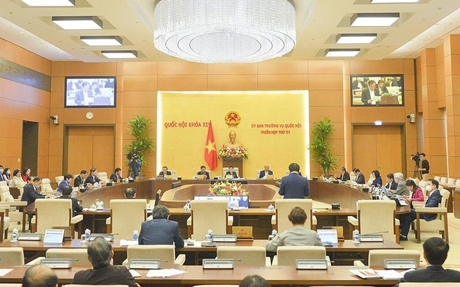 Tại Phiên họp thứ 51, Ủy ban Thường vụ Quốc hội đã dành nhiều thời gian bàn về dự thảo Nghị quyết hướng dẫn công tác bầu cử.