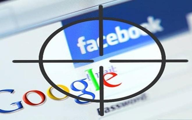 Thu 1.000 tỷ đồng tiền thuế từ các cá nhân kinh doanh trên Facebook, Google trong 2 năm 2019-2020. (Ảnh minh họa: KT).