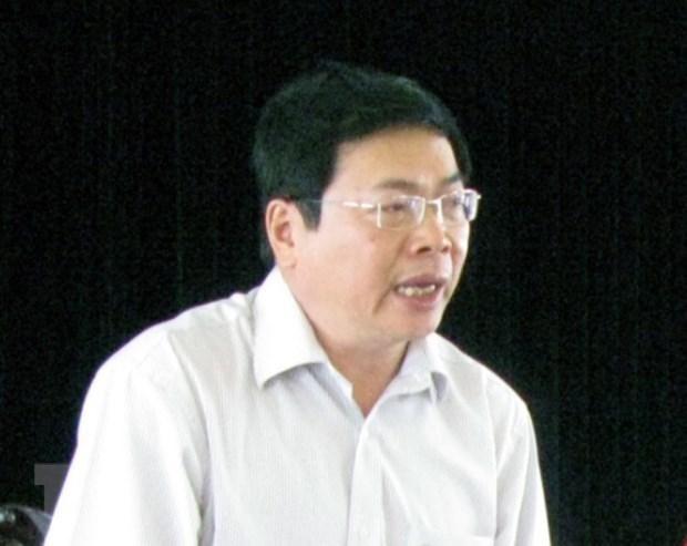 Ông Vũ Huy Hoàng, cựu Bộ trưởng Bộ Công Thương. (Nguồn: TTXVN phát).