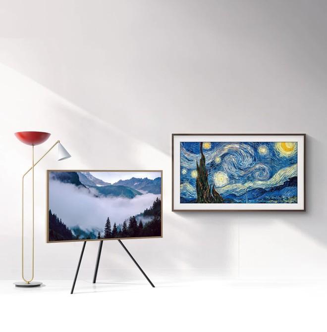 Samsung ra mắt dòng sản phẩm Neo QLED, MICRO LED và Lifestyle TV 2021: Công nghệ đột phá, thân thiện với môi trường ảnh 2