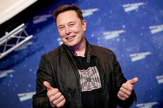 Elon Musk đã trở thành người giàu nhất thế giới. (Ảnh: Getty).