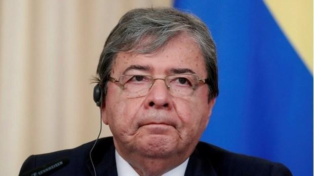 Bộ trưởng Quốc phòng Carlos Holmes Trujillo đã qua đời do mắc COVID-19. (Nguồn: BBC).