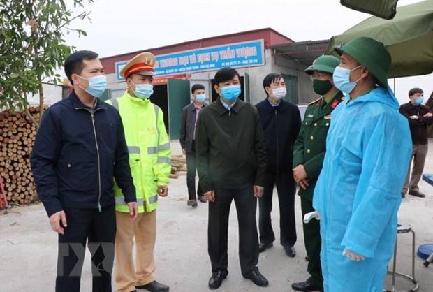 Bắc Ninh: Khẩn trương xét nghiệm, khoanh vùng các ca liên quan đến dịch ảnh 1