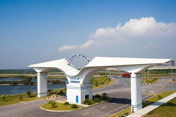 KCN DEEP C - một trong những KCN tiêu biểu và thành công nhất của cả nước, đóng góp tích cực vào sự phát triển kinh tế xã hội của Hải Phòng.