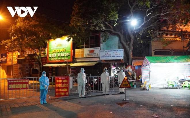 Các ổ dịch tại thành phố Chí Linh, thị xã Kinh Môn và huyện Nam Sách đã cơ bản được khoanh vùng, khống chế.