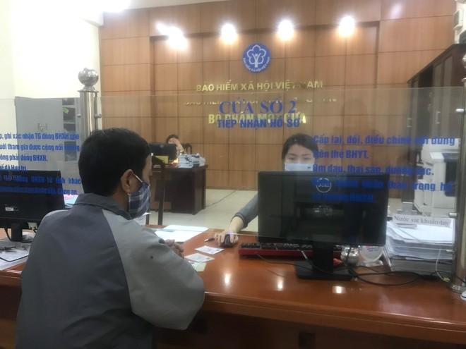 Bộ phận một cửa, Bảo hiểm xã hội Hưng Yên.