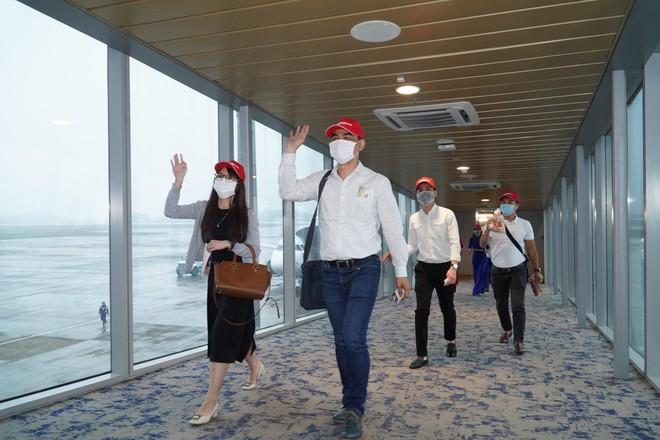 Sân bay Vân Đồn mở cửa trở lại đón chuyến bay Vietjet đầu tiên ảnh 5