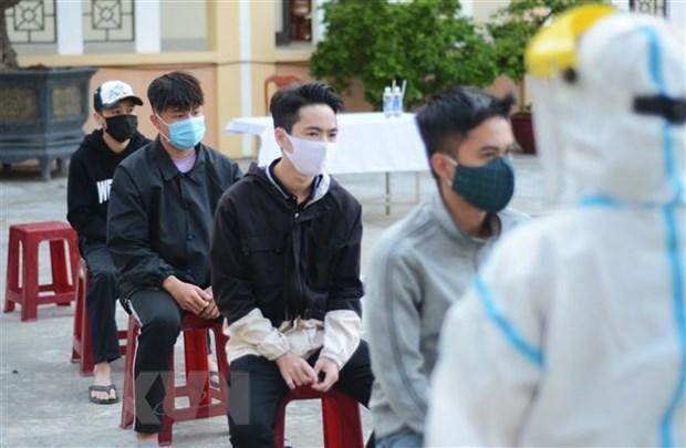 Diễn biến dịch Covid-19: Việt Nam ghi nhận thêm 1 ca dương tính với Covid-19 ảnh 35