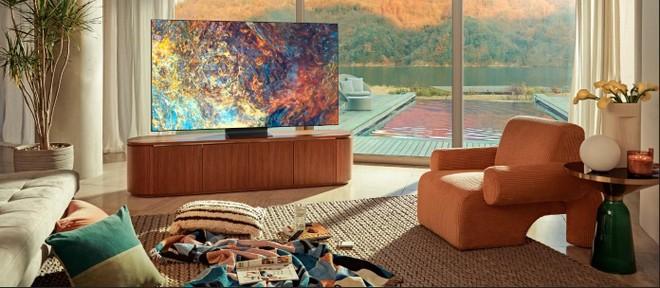 Dòng sản phẩm TV cao cấp Neo QLED 2021 của Samsung được mở bán tại Việt Nam với mức giá thấp nhất gần 40 triệu đồng