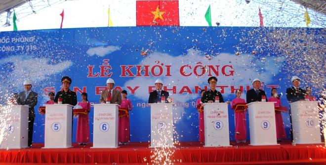 Sân bay Phan Thiết có thể triển khai thi công vào cuối tháng 3/2021 ảnh 1