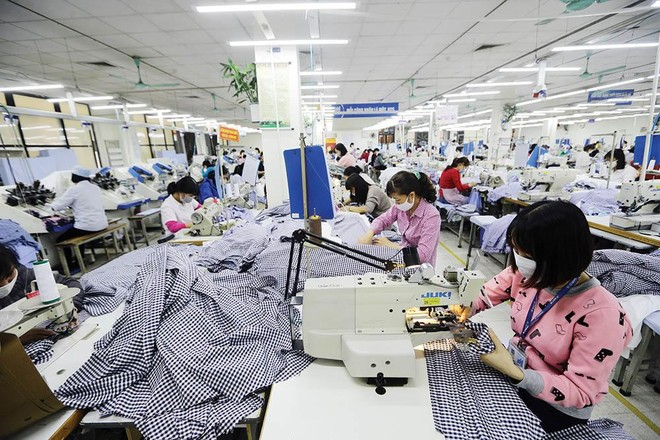 Các doanh nghiệp đang đứng trước rất nhiều khó khăn, mong muốn sự hỗ trợ thiết thực của Nhà nước Ảnh: Đức Thanh.
