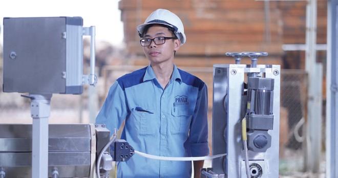 Bên cạnh 12 dây chuyền ở Đồng Nai, một nhà máy mới ở Hải Phòng đã được tiến hành xây dựng.