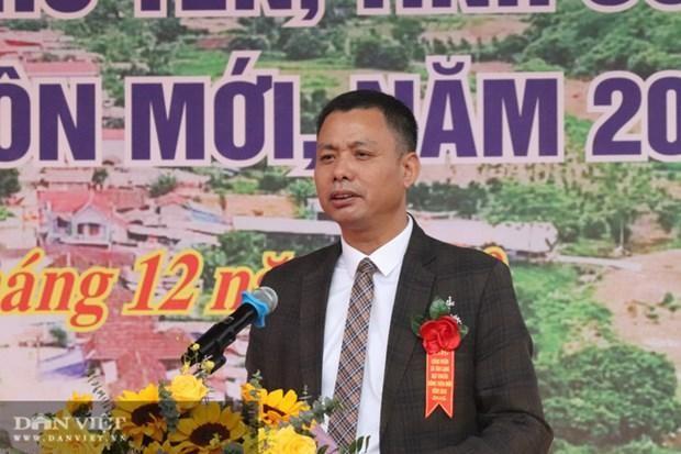 Ông Nguyễn Thành Công - Tân Phó Chủ tịch UBND tỉnh Sơn La.