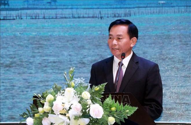 Tân Phó Chủ tịch HĐND tỉnh Nam Định Nguyễn Phùng Hoan. Ảnh: TTXVN.