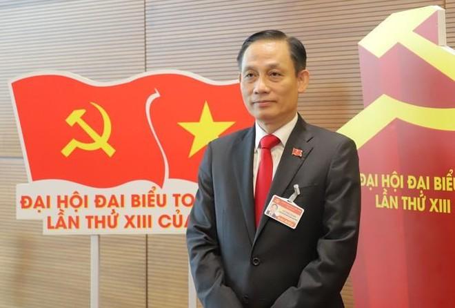 Tân Trưởng Ban Đối ngoại Trung ương Lê Hoài Trung.