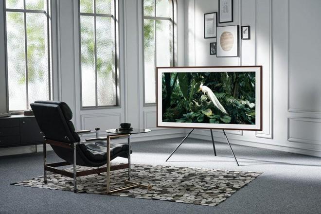 Dòng TV Lifestyle 2021 của Samsung lộ diện 2 thành viên mới: The Frame 2021 và The Premiere ảnh 1