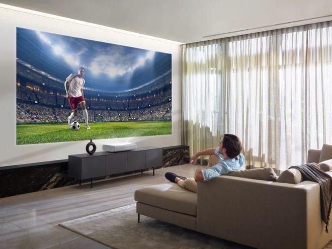 Dòng TV Lifestyle 2021 của Samsung lộ diện 2 thành viên mới: The Frame 2021 và The Premiere ảnh 2