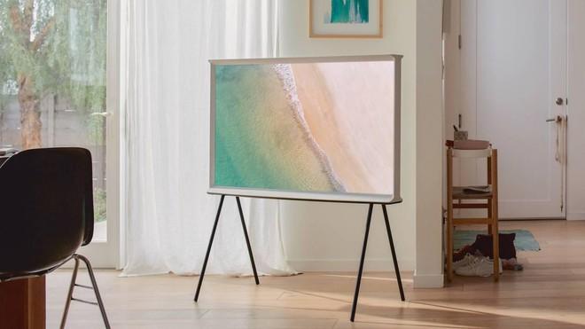 Dòng TV Lifestyle 2021 của Samsung lộ diện 2 thành viên mới: The Frame 2021 và The Premiere ảnh 3