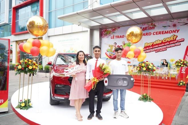 Bay chất cùng Vietjet, khách hàng nhận giải chung cuộc xe hơi 1,5 tỷ đồng ảnh 5