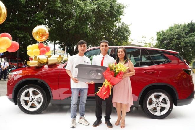 Bay chất cùng Vietjet, khách hàng nhận giải chung cuộc xe hơi 1,5 tỷ đồng ảnh 6