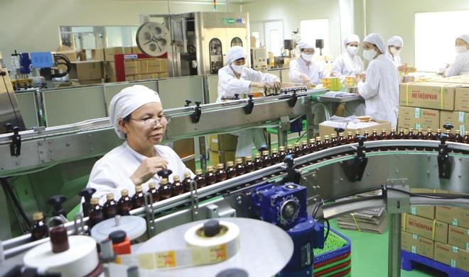 Quý I/2021, ước doanh thu và lợi nhuận của Traphaco tăng 20% và 33% so với cùng kỳ 2020. Ảnh: Dũng Minh.