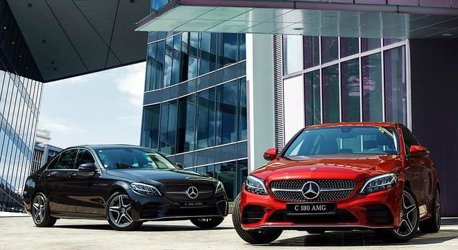 Thông tin và giá xe Mercedes mới nhất tháng 4/2021 ảnh 1