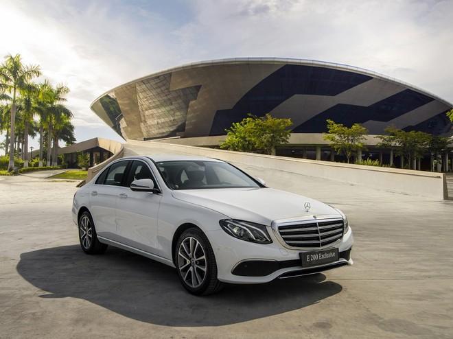 Thông tin và giá xe Mercedes mới nhất tháng 4/2021 ảnh 5