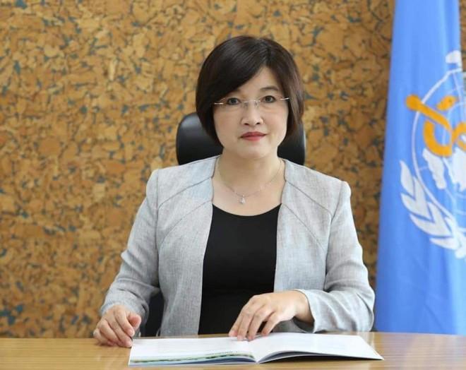Đại diện Tổ chức Y tế Thế giới (WHO) tại Campuchia, bà Li Ailan (Ảnh: WHO).