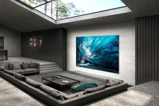 Tivi Samsung MICRO LED có giá từ 2,9 tỷ đồng ra mắt thị trường Việt Nam