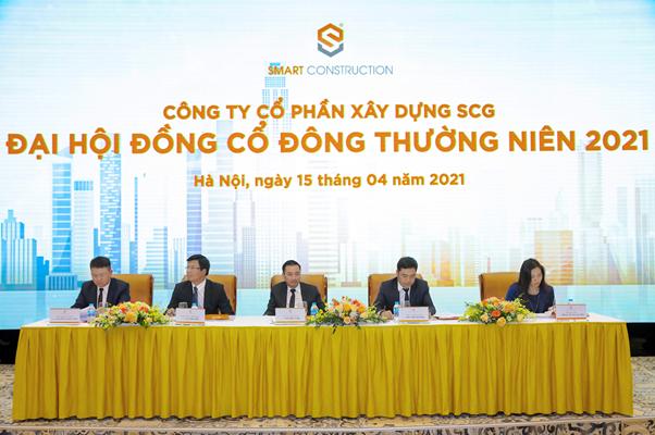 ĐHĐCĐ SCG: Đặt mục tiêu lợi nhuận tăng trưởng 178%, đẩy mạnh đầu tư bất động sản công nghiệp và tăng cường hợp tác BCC