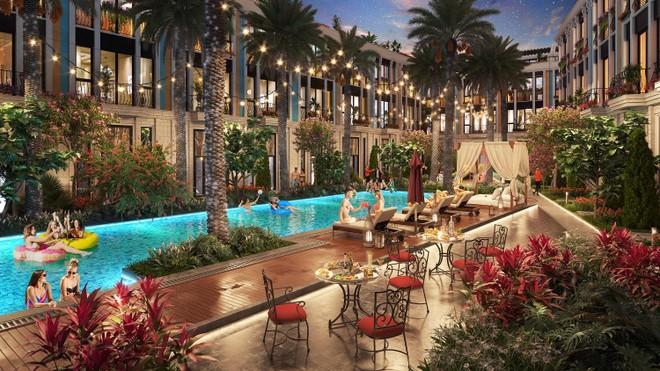 Đầu tư sinh lời với Shoptel nghỉ dưỡng La Queenara