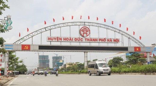 Hà Nội có thêm 5 quận vào năm 2025