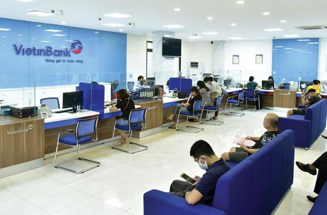 Ngôi vị quán quân lợi nhuận quý I/2021 thuộc về Vietinbank.