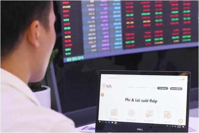 Mang trải nghiệm công nghệ mới đến với nhà đầu tư, AIS ra mắt eKYC