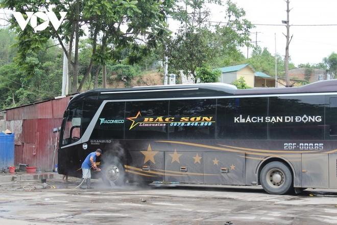 Sơn La tạm dừng hoạt động vận tải hành khách tới các địa phương đang có dịch như Vĩnh Phúc, Bắc Ninh, Hà Nam, Hưng Yên...