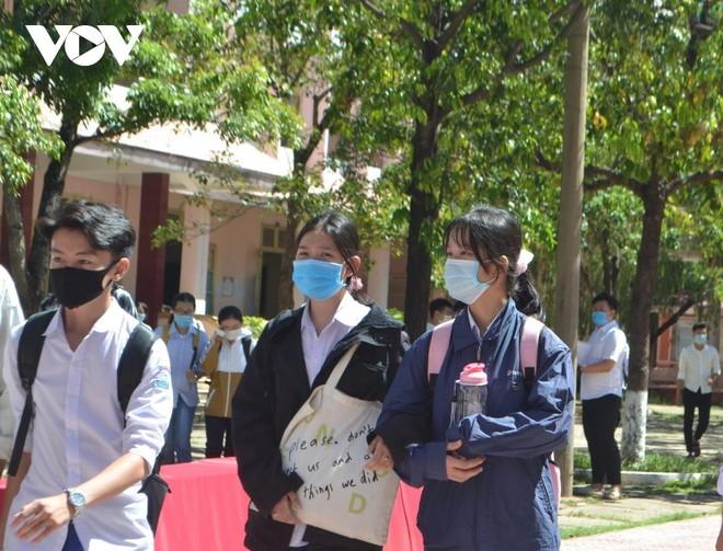 Học sinh tỉnh Quảng Bình bắt đầu nghỉ học từ ngày mai (11/5).
