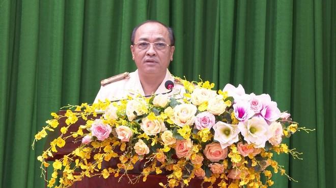 Đại tá Nguyễn Trọng Dũng được Bộ Công an bổ nhiệm giữ chức Giám đốc Công an tỉnh Vĩnh Long.