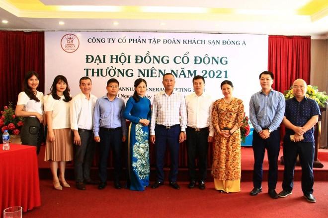 Khách sạn Đông Á (DAH) - Thay đổi để thành công ảnh 1