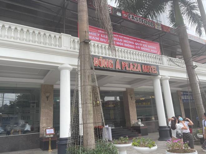 Khách sạn Đông Á (DAH) - Thay đổi để thành công