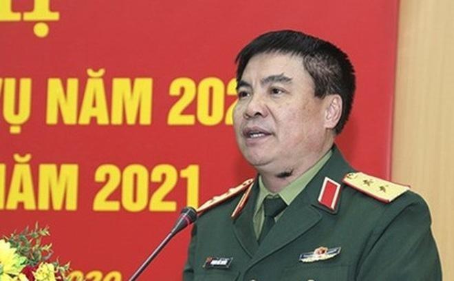 Trung tướng Phạm Đức Duyên, Chính ủy Quân khu 2, Bộ Quốc phòng.