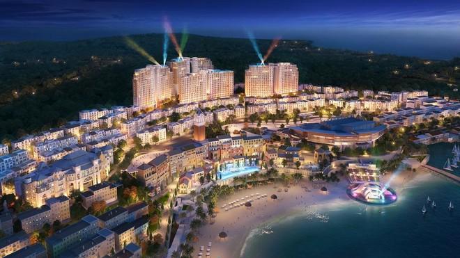 Cao ốc bên bờ biển – Chân dung mới của đô thị đảo Phú Quốc