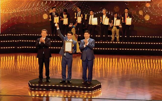 VietinBank xuất sắc giành 3 giải thưởng tại Sao Khuê 2021 ảnh 1