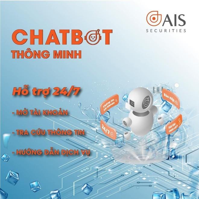 AIS ra mắt chatbot thông minh AISmart ảnh 1