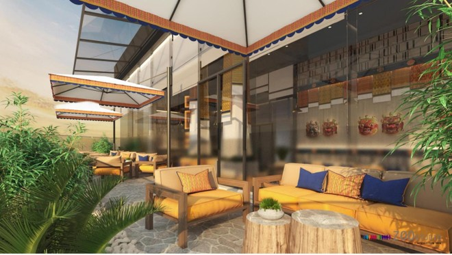 """Apec Mandala Wyndham Mũi Né nơi lý tưởng cho kỳ nghỉ dưỡng """"xanh"""""""