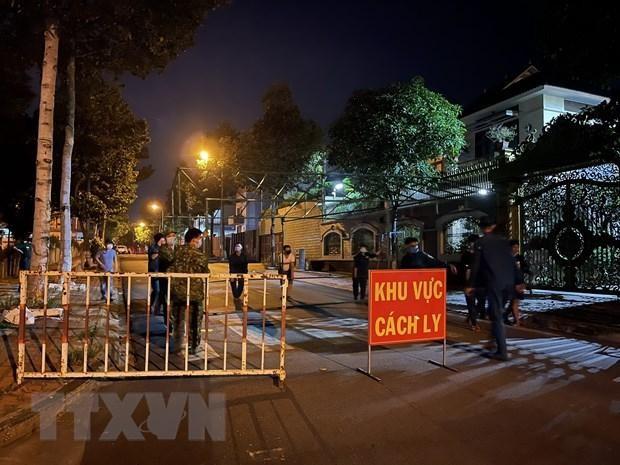 [Diễn biến dịch Covid-19] Trưa 12/6: Việt Nam ghi nhận thêm 88 ca dương tính mới với Covid-19 ở trong nước ảnh 34