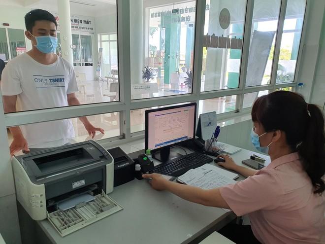 Từ ngày 01/6, người tham gia BHYT được sử dụng hình ảnh thẻ BHYT trên ứng dụng VssID trong KCB trên toàn quốc (nguồn: BHXH tỉnh Quảng Nam).